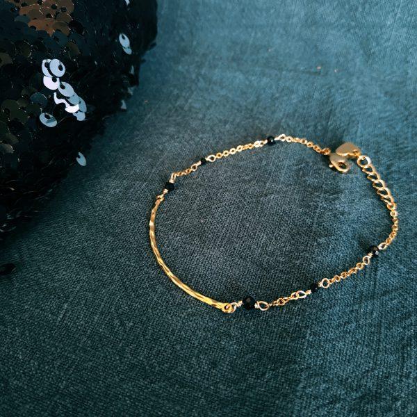 image bracelet mizar spinelle