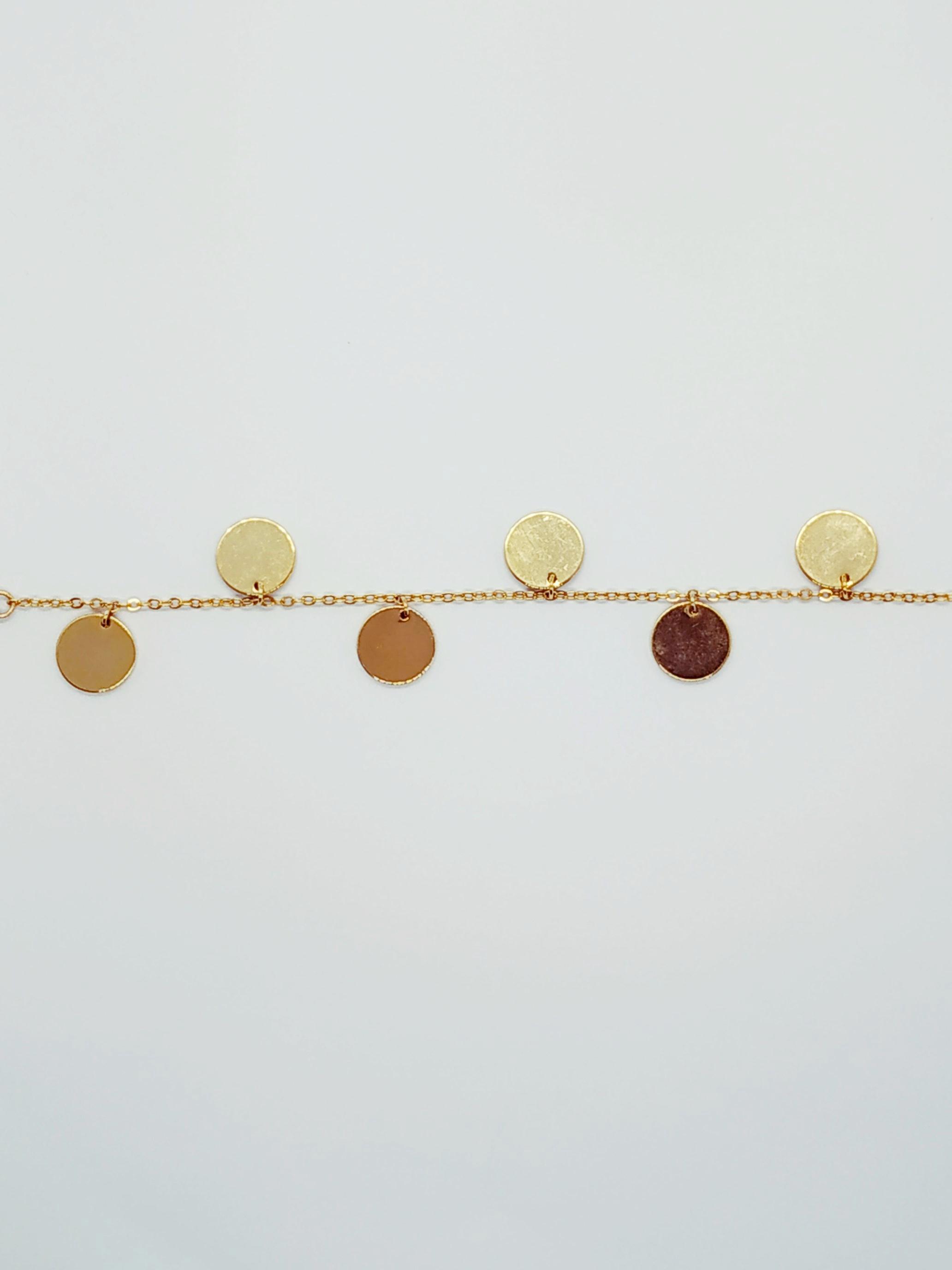 Bracelet Keïki à pampilles et bijoux bleus endless summer