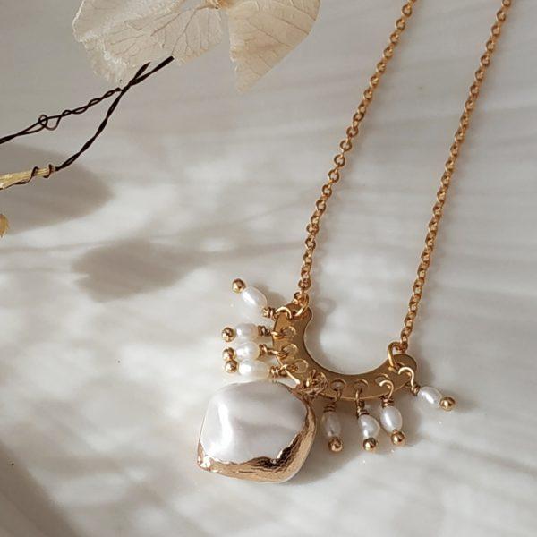 photo collier sautoir olympe