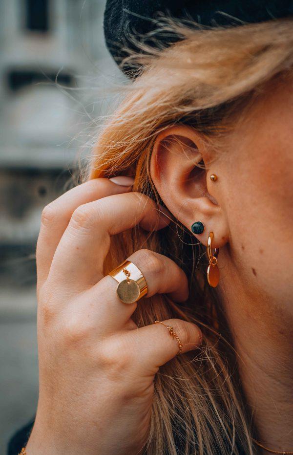 photo boucles d'oreilles Lou