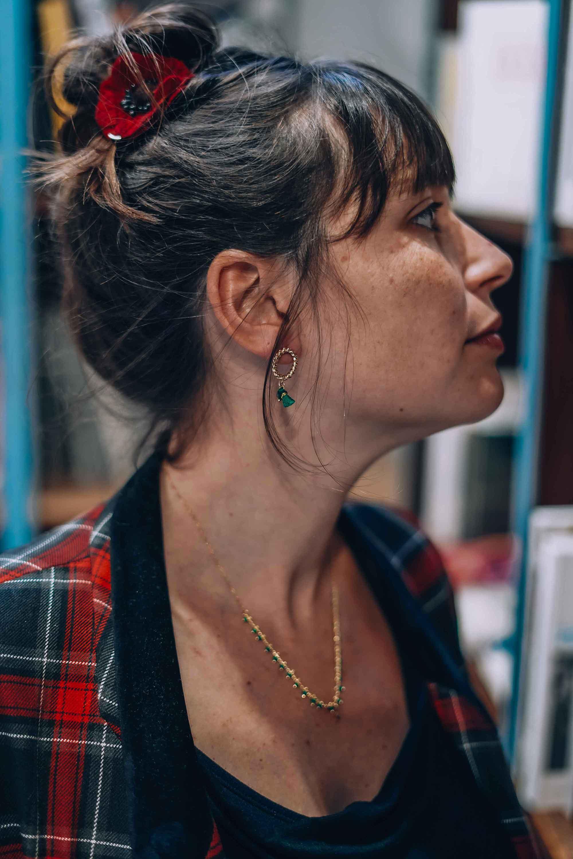 photo collier Kahli